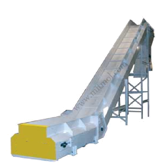 Cleated & Sidewalled Conveyors